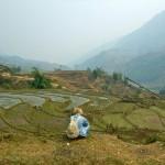 Trekking im Bergland von Sapa
