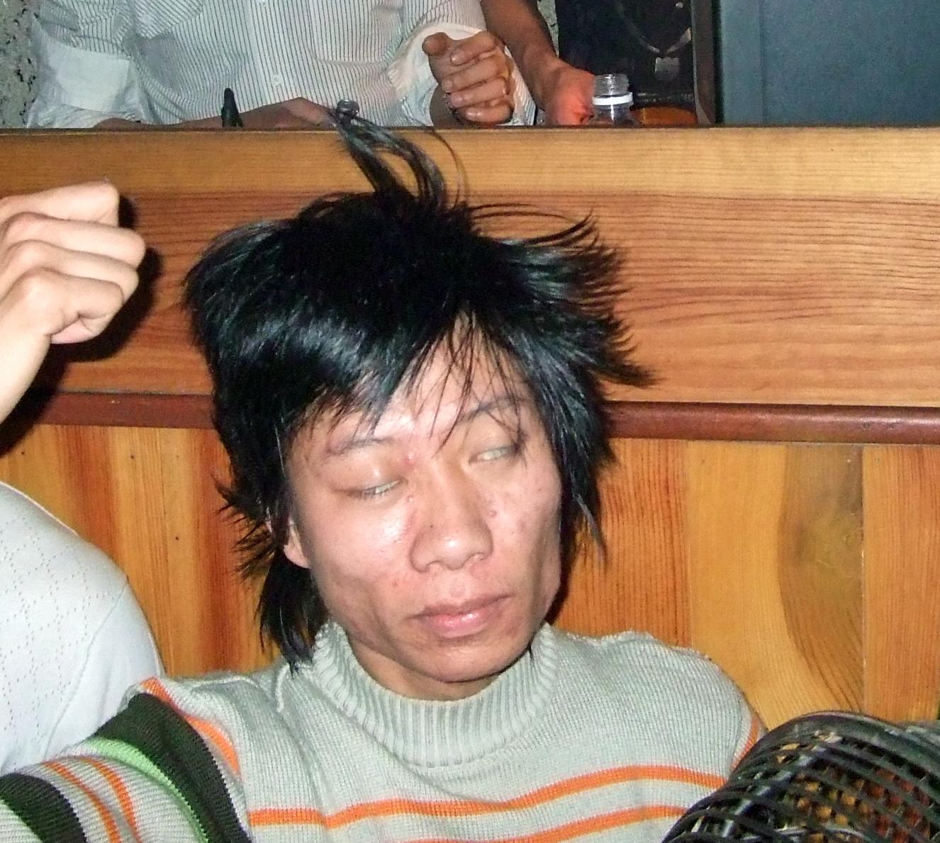 Funky Monkeys und Party-Boat in Hanoi