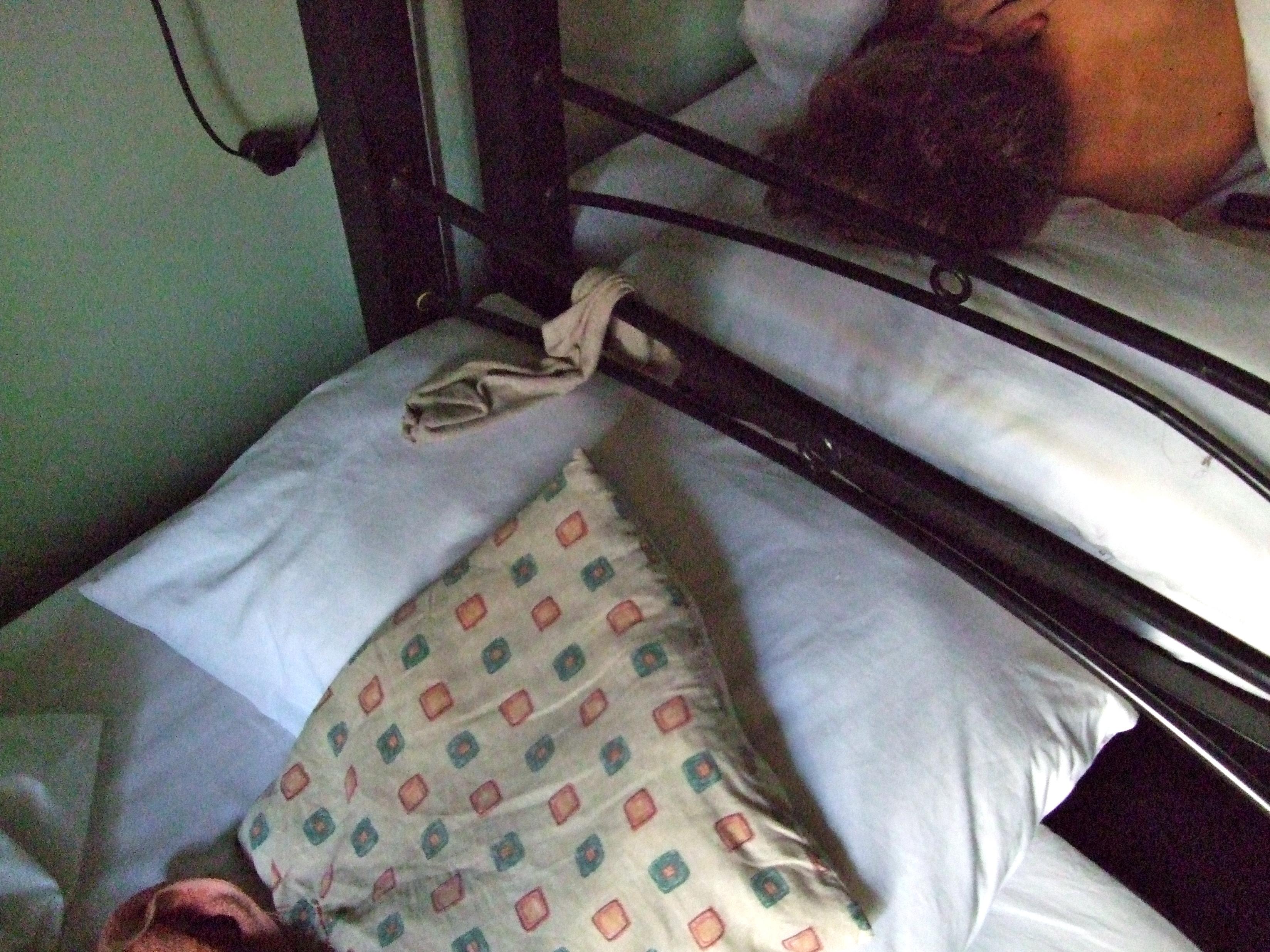 Der Feind in meinem Bett (Hanoi)