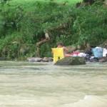 Pangsanjan Falls – Mit dem Einbaumkanu stromaufwärts
