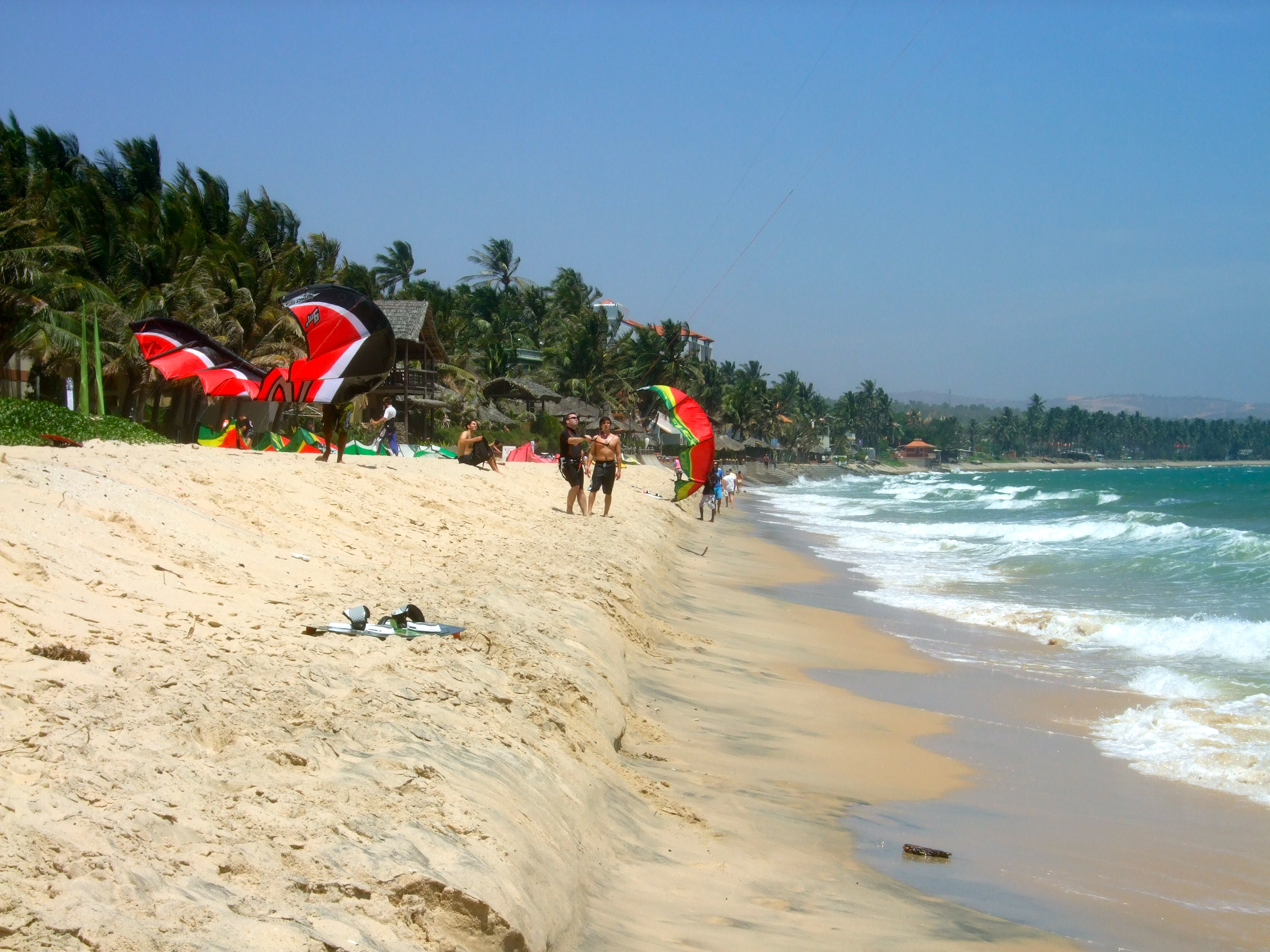 Mui Ne Kite-Surf-Paradies