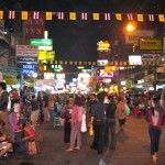 Khao San Road – auf den Spuren von di Caprio (Bangkok)