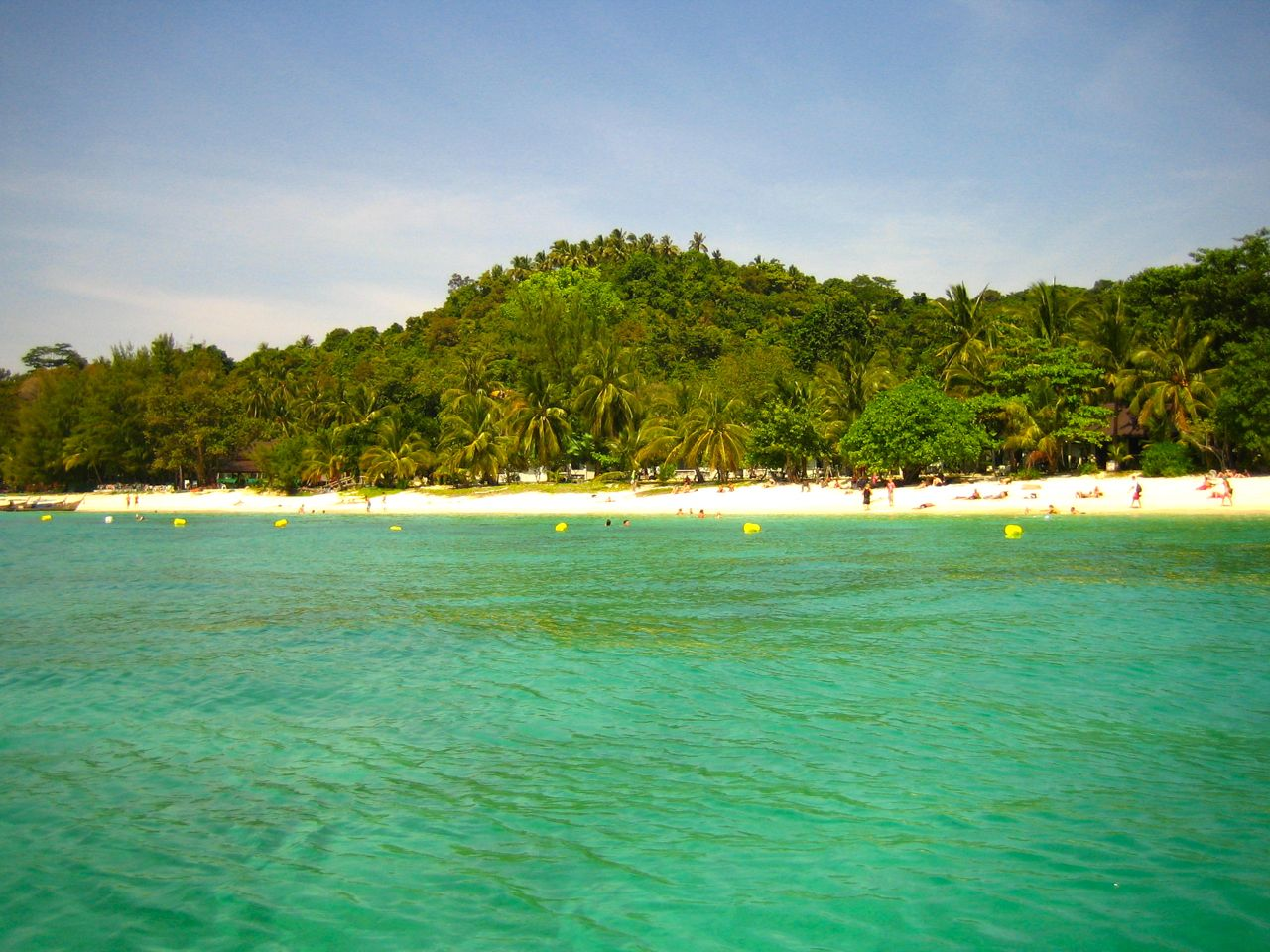 Thailand – Backpackers Paradise