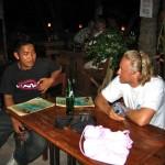 Immer noch auf PhiPhis – 30 Stunden bis zum Tsunami