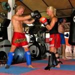 Muay Thai – Immer schön auf die Fresse