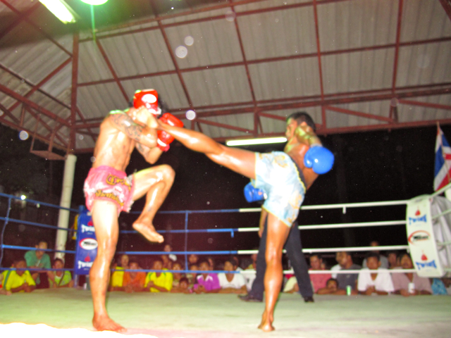 IMG 4949 Muay Thai  Immer schn auf die Fresse  