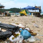 Plastic phantastic – Perhentian Islands