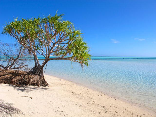 One Foot Island – für den schönsten Stempel Deines Reisepasses