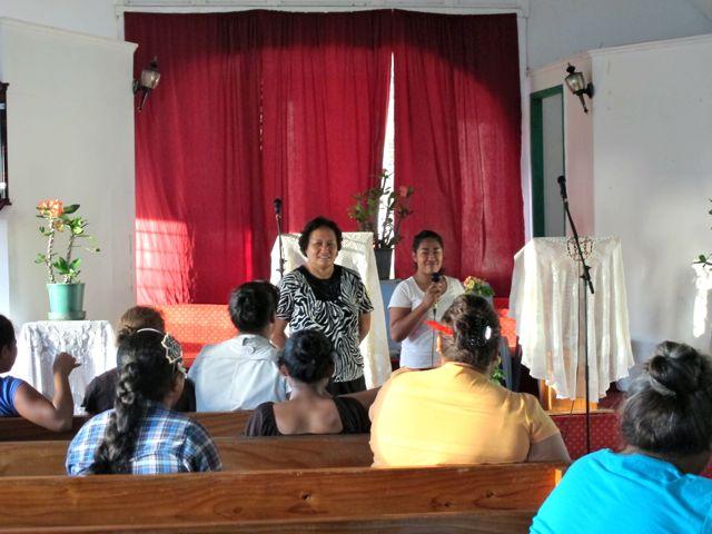 Cook Island Adventisten (Part I)