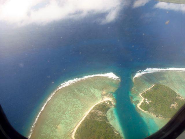 Einmal 3. Insel rechts, please
