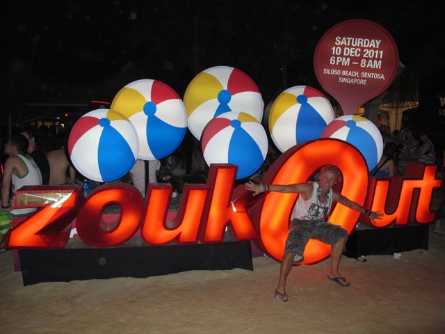 ZOUKOUT vs. Fullmoon – same same but different