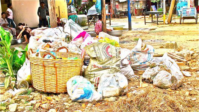 Sihanoukville grüßt Perhentians