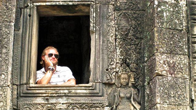Bayon @ Ankor Temples