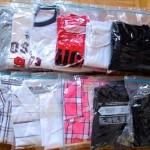 Ich packe meinen Rucksack – Die Ziploc-Gefriebeutel-Methode