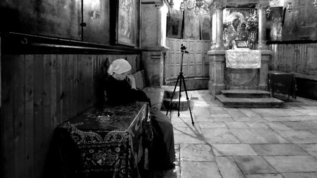 Gethsemane – Garten des Verrats und Todesangstbasillika