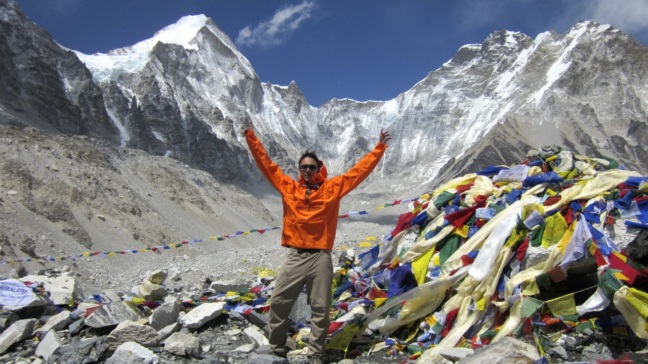 DREAM BIG – Climb Mount Everest
