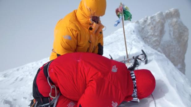 Von Typen, die die Kälte lieben (Sachen gibt's…) – mit einem coolen sponsored Video