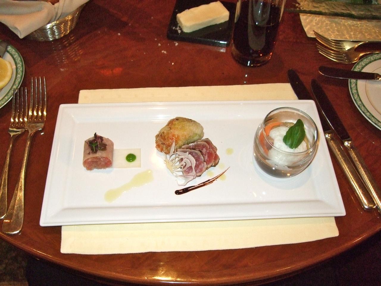 Four Seasons Hotel Prague Restaurant