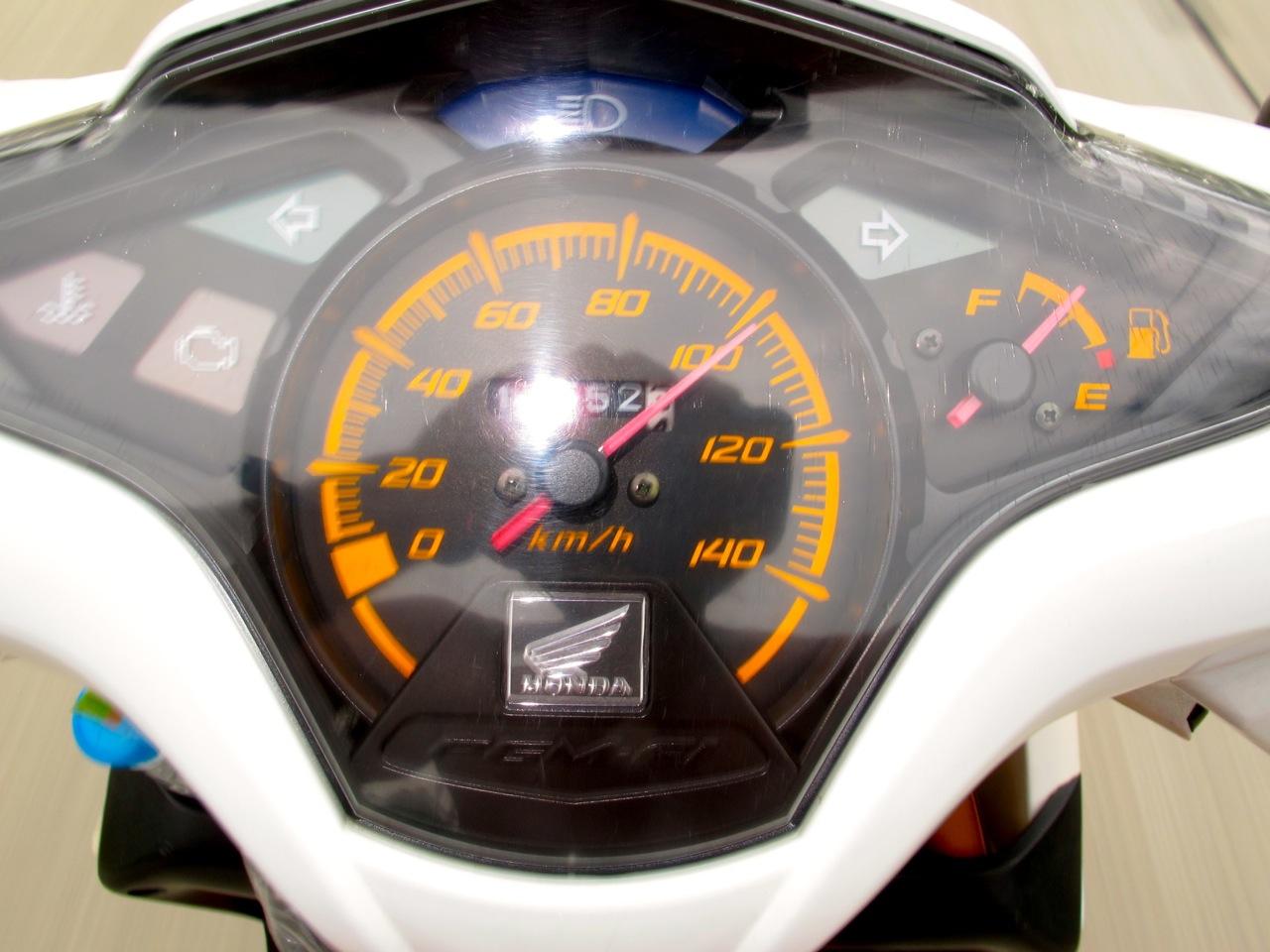 Motorbike mieten Thail