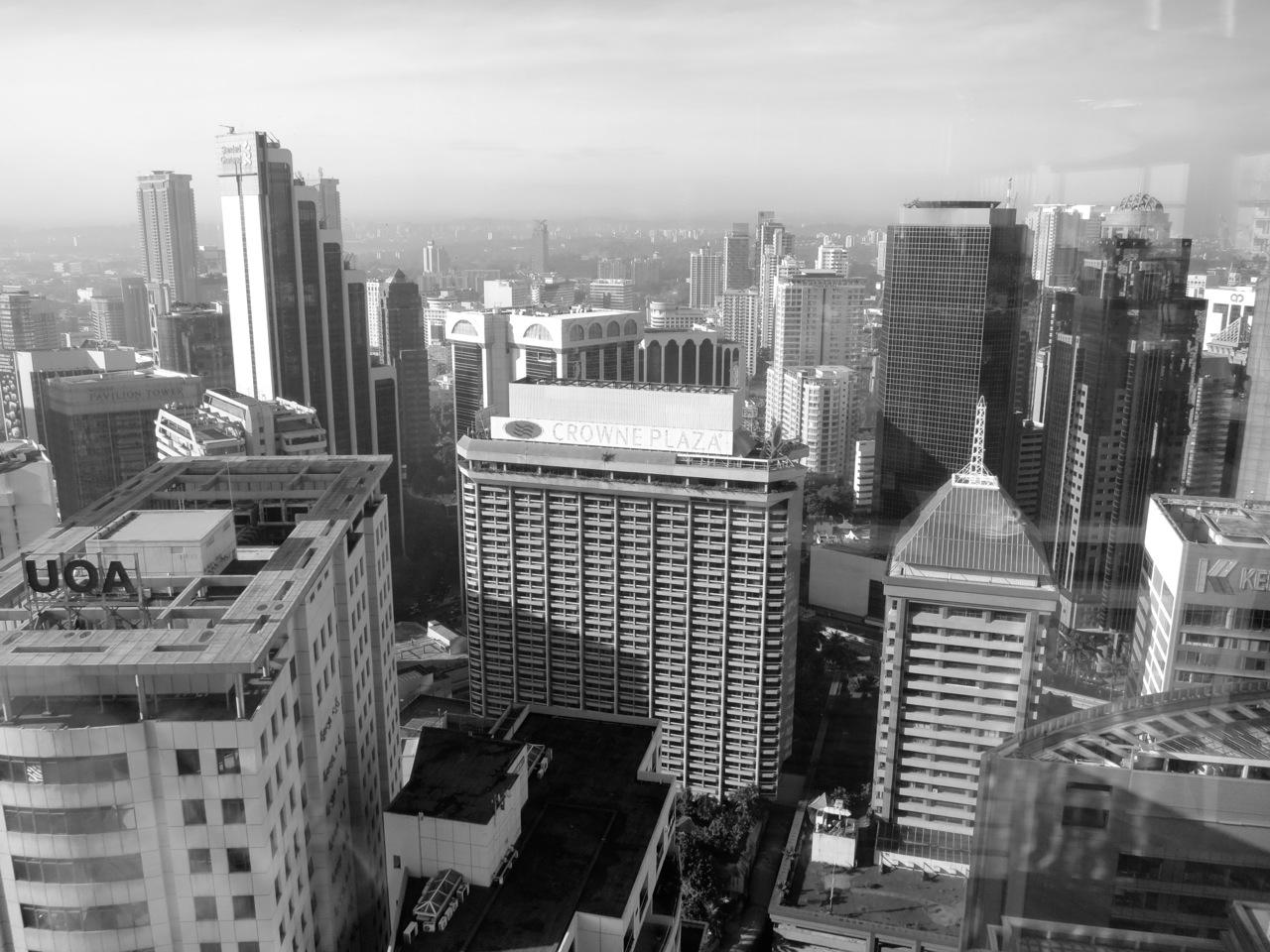 Skyline Kuala Lumpur