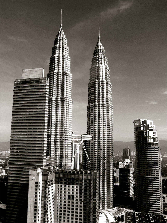 Grand Hyatt view Kuala Lumpur