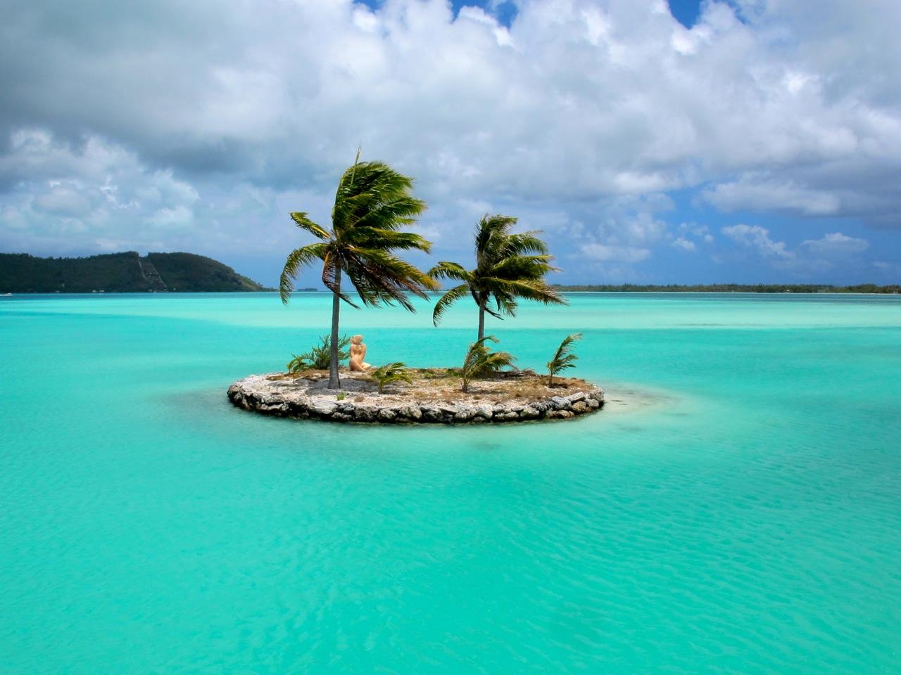 Bora Bora Französisch Polynesien