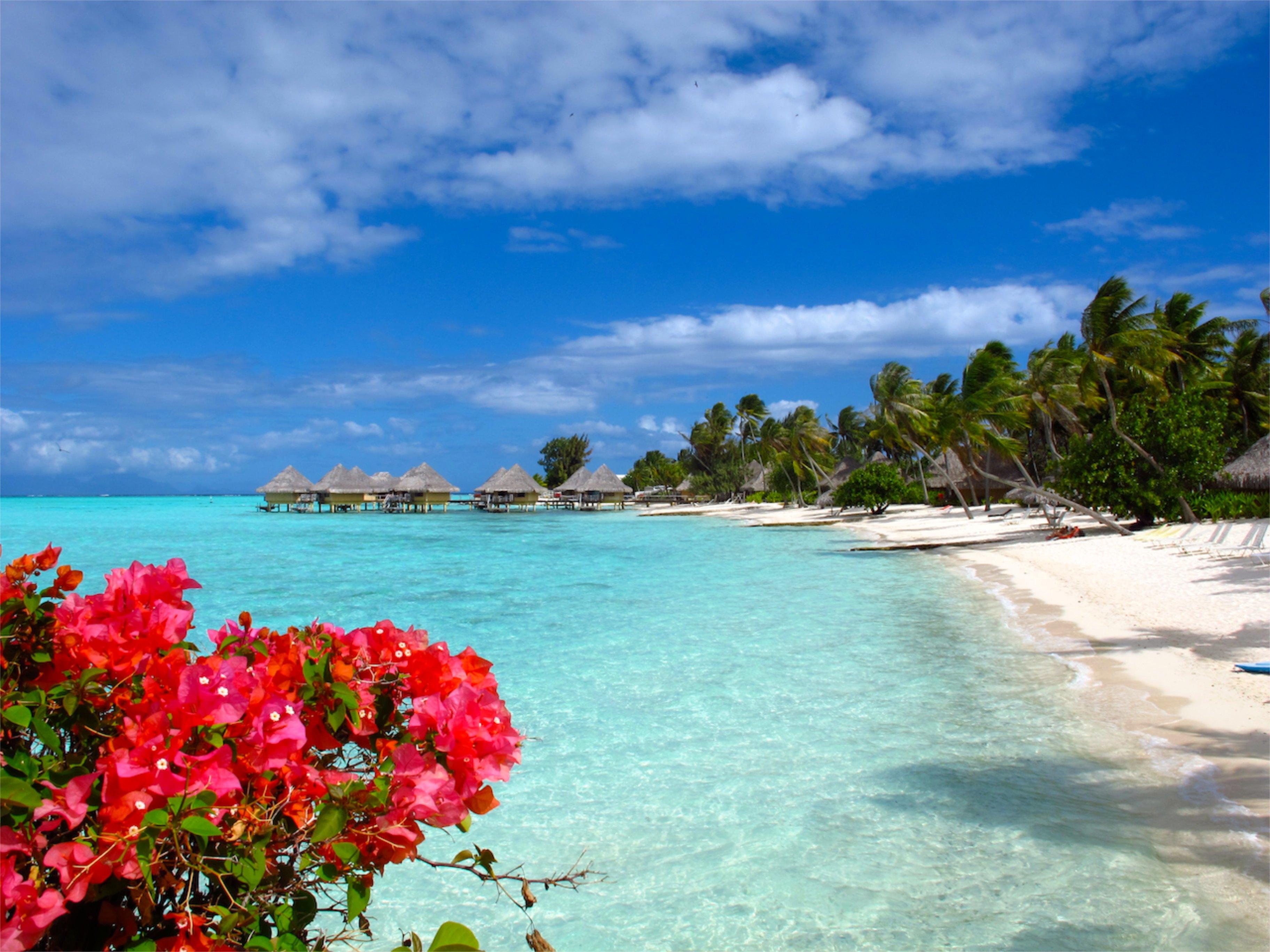 Bora Bora Strand