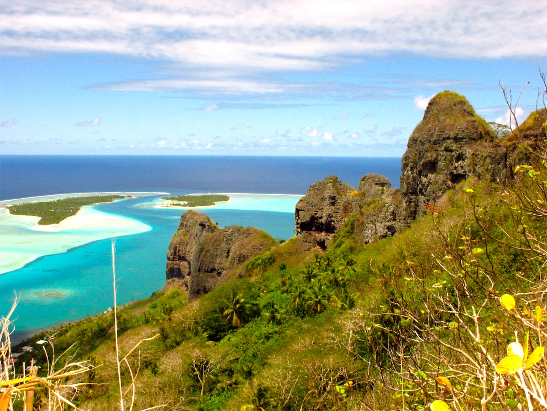 Französisch Polynesien Natur