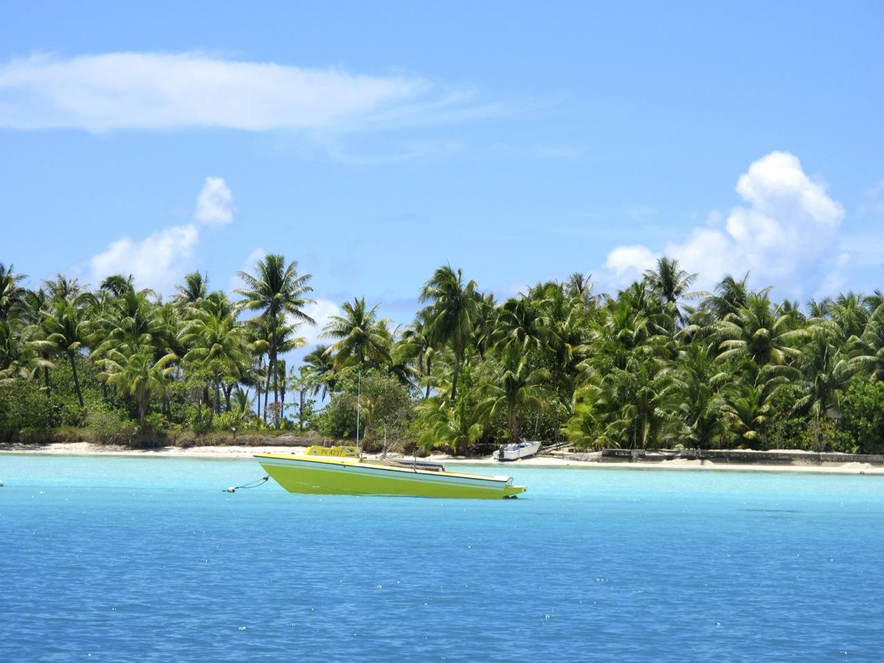 Maupiti French Polynesia