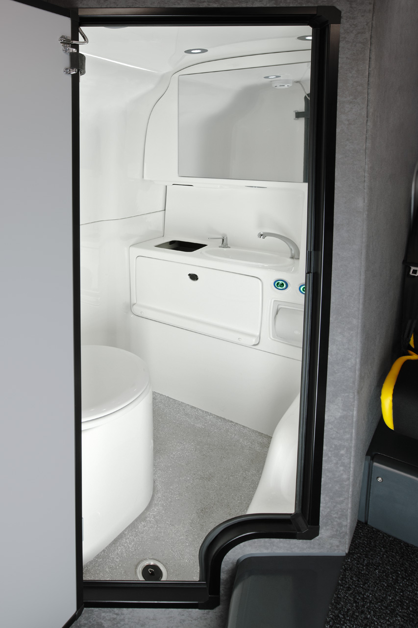 ADAC Bus Toilette