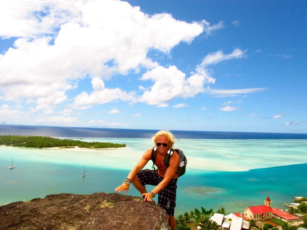Trekking Französisch Polynesien