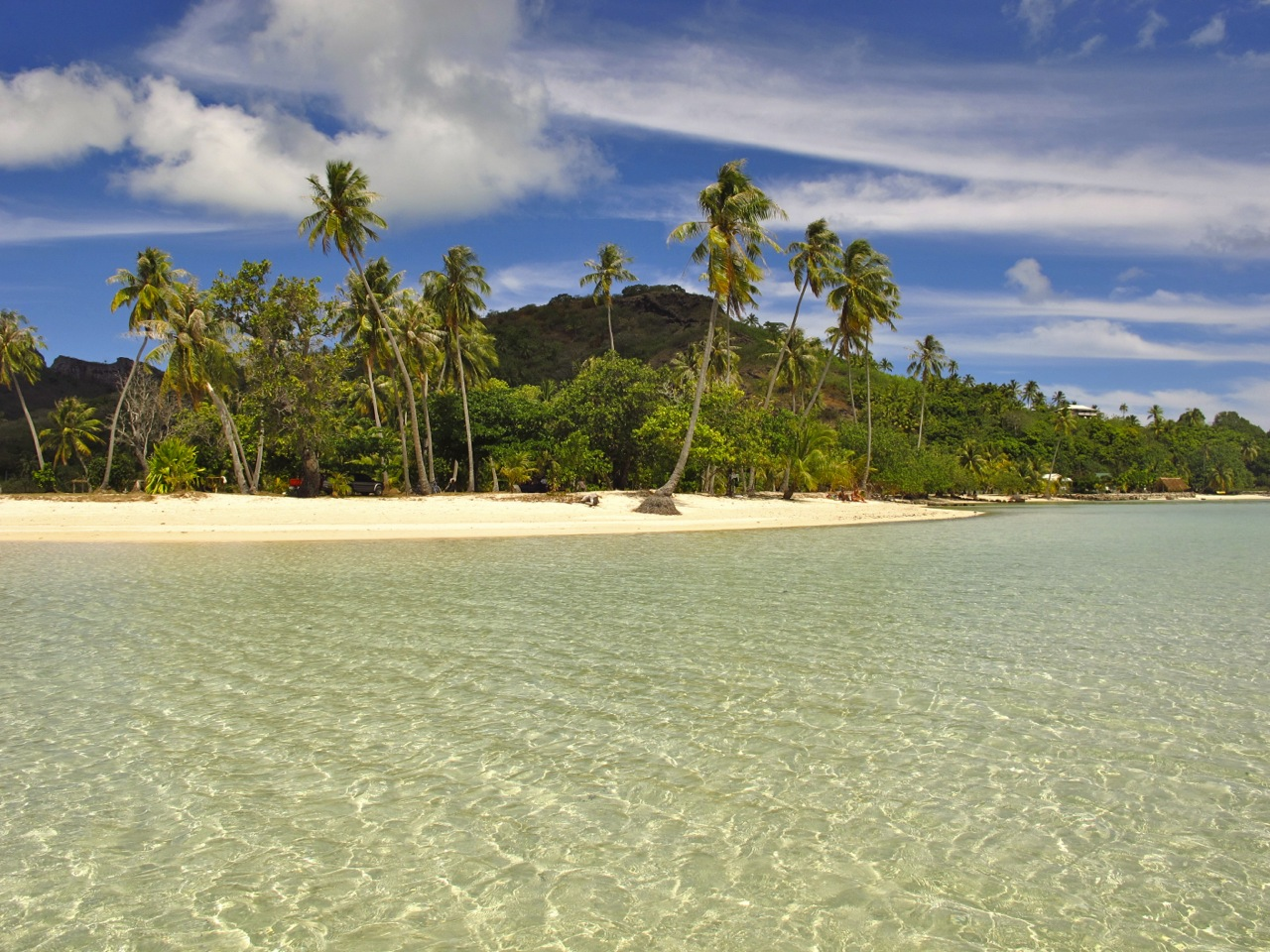Maupiti, French Polynesia