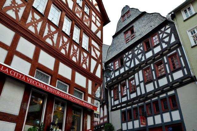 Old town Limburg