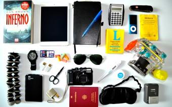 Die 20 nützlichsten Dinge auf einer Weltreise