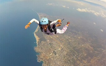 I believe I can fly – Skydiving is AWESOME!