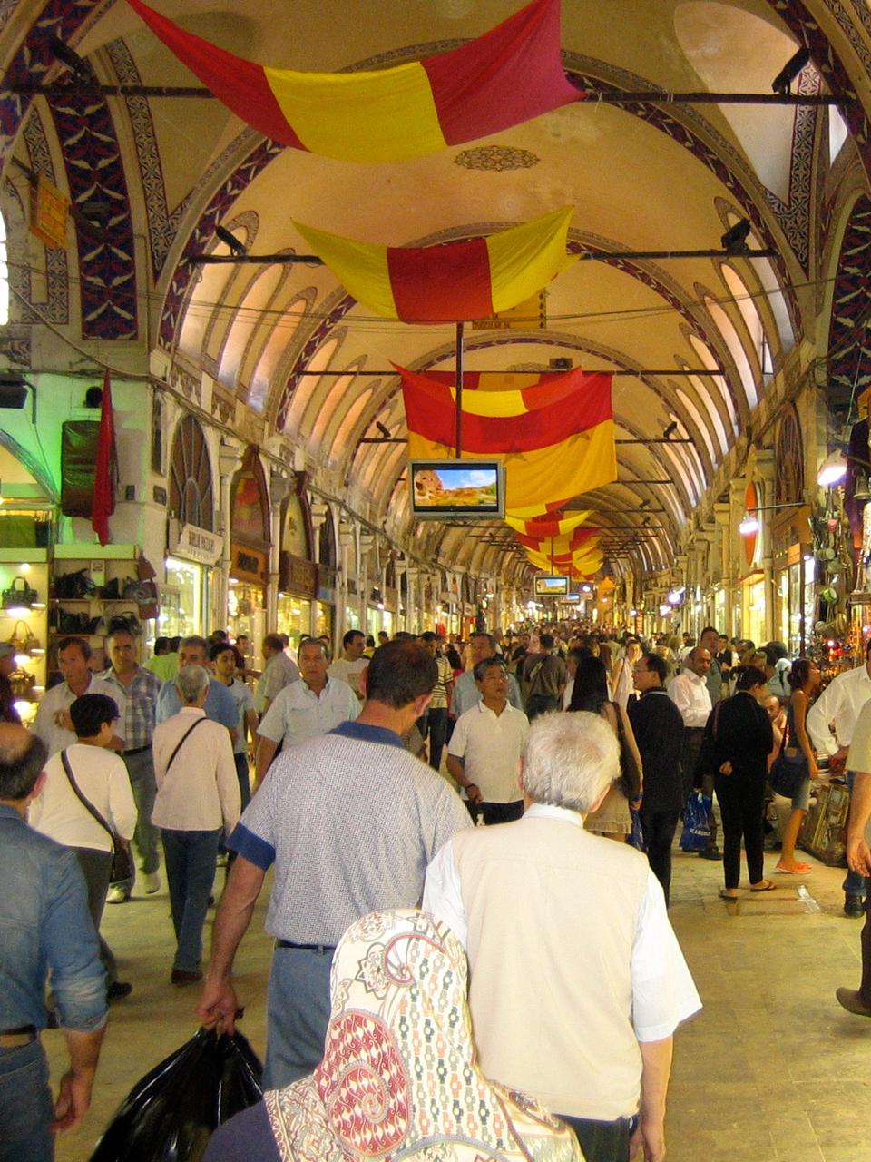 Goldmarkt Kapali Carsi Istanbul