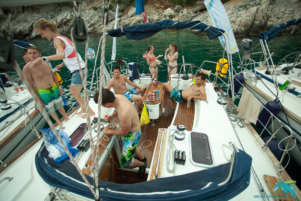 Naliet Yachting Tour