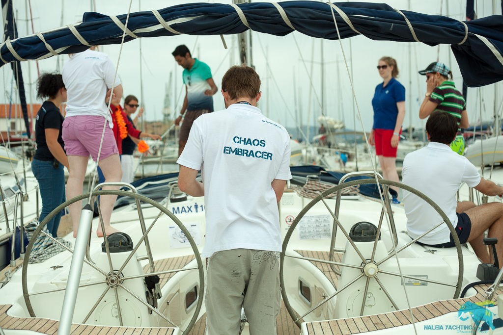 Segeln Ostadria Naleia Yachting