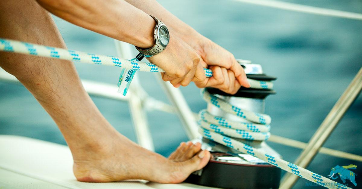Naleia Yachting segeln2