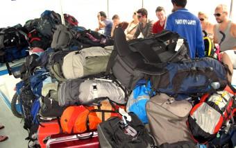 Rucksäcke, Taschen, Beutel – Die clevere Dreiteilung beim Backpacking