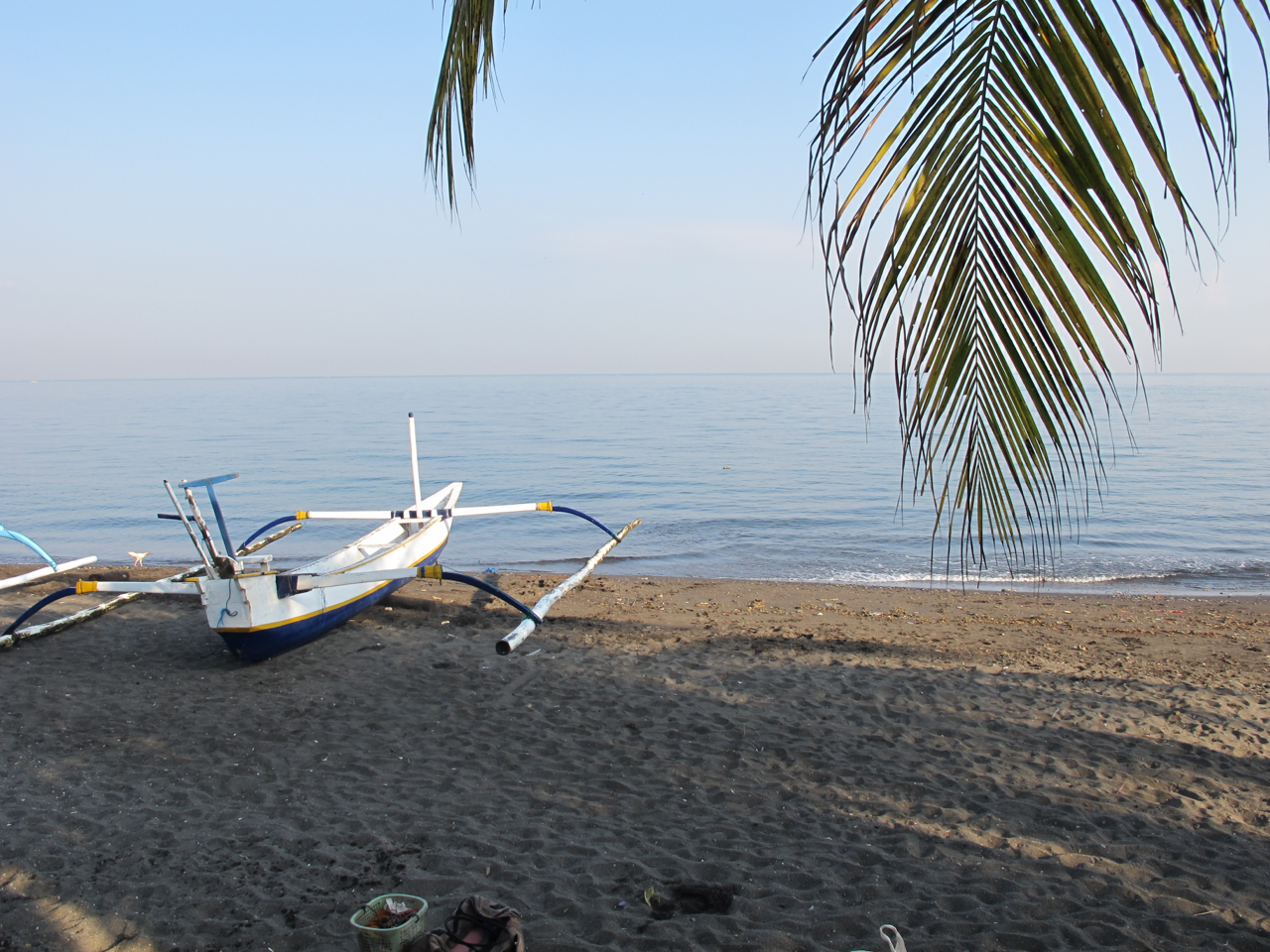 Lovina - ein beschauliches Fischerdorf im Norden Balis. Bali off-the-beaten-track!