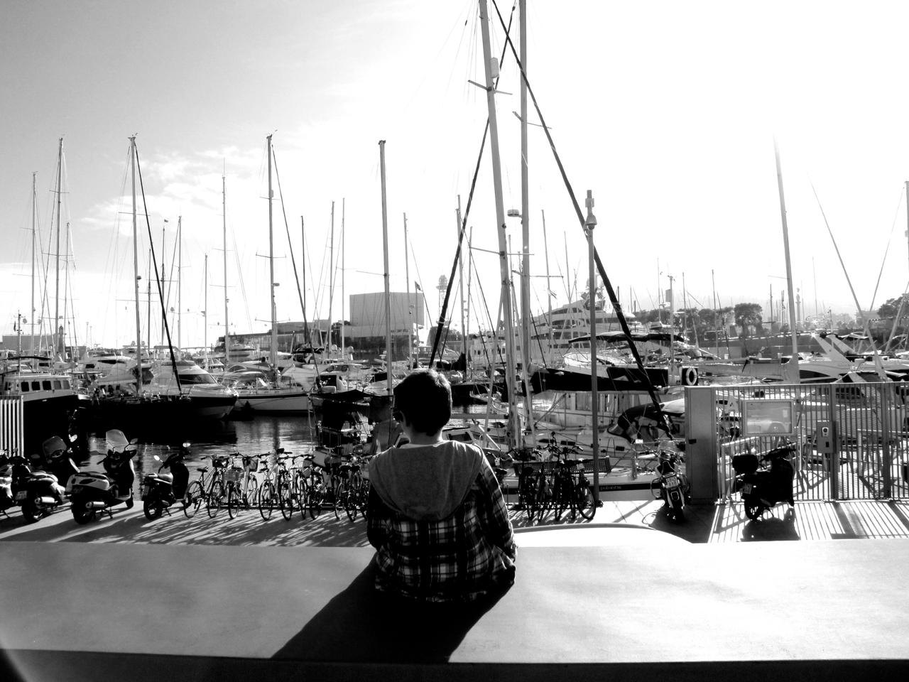Port Olympico Barcelonas Yachthafen
