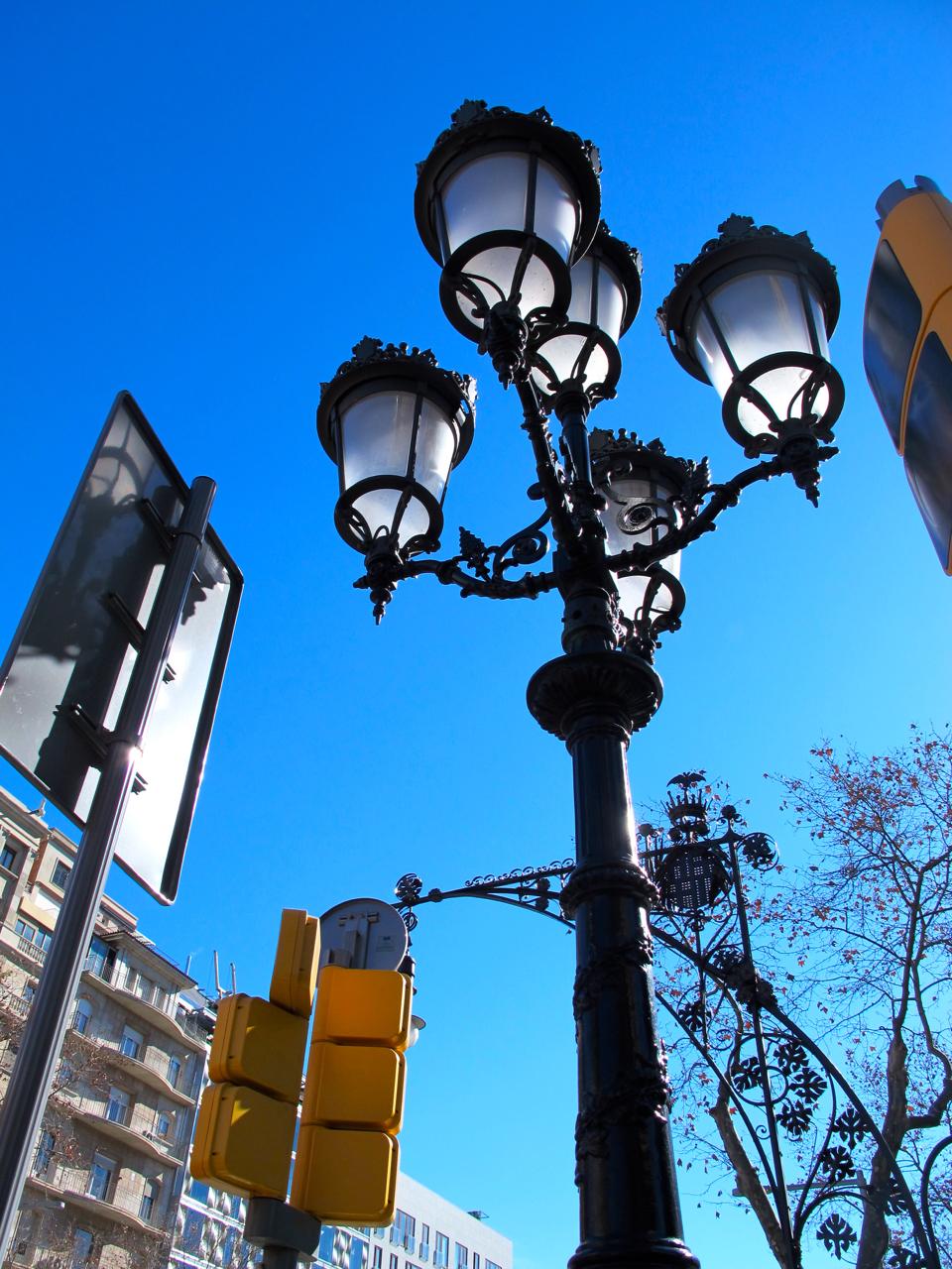 Barcelona Sightseeing Gaudi