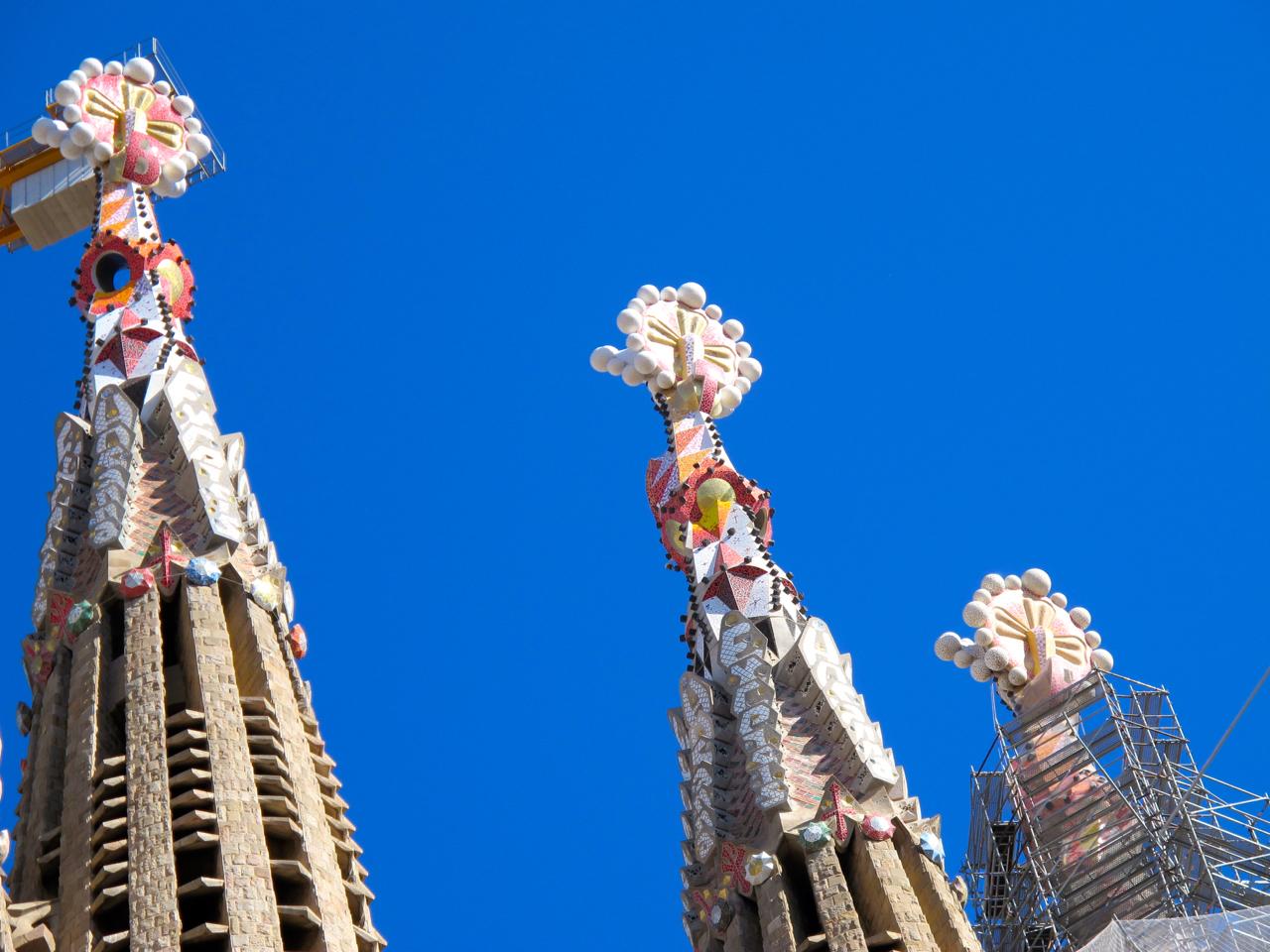 Barcelonas Immer gehört längst zu den Top-Sehenswürdigkeiten der City.